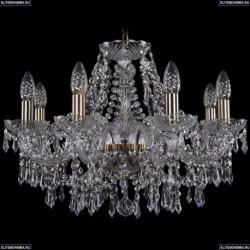 1403/8/195/Pa Хрустальная подвесная люстра Bohemia Ivele Crystal