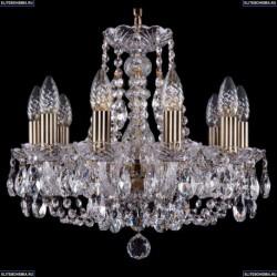 1406/10/141/Pa Хрустальная подвесная люстра Bohemia Ivele Crystal