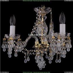 1410/3/141/G/V0300 Хрустальная подвесная люстра Bohemia Ivele Crystal