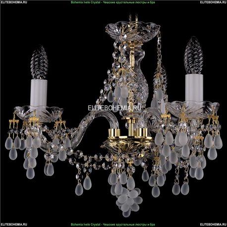 1410/3/141/G/0300 Хрустальная подвесная люстра Bohemia Ivele Crystal (Богемия)