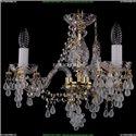 1410/3/141/G/V0300 Хрустальная подвесная люстра Bohemia Ivele Crystal (Богемия)