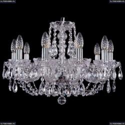 1406/10/195/Ni Хрустальная подвесная люстра Bohemia Ivele Crystal