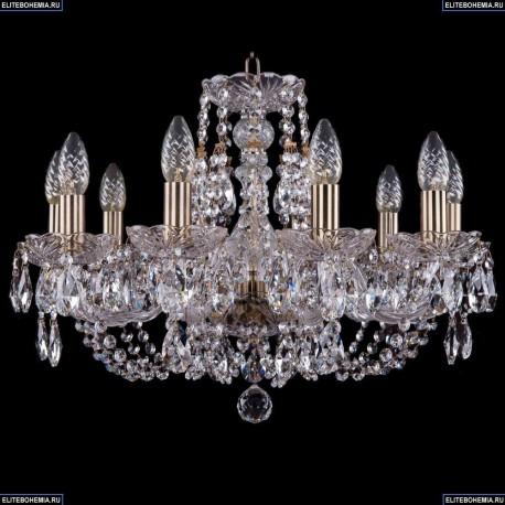 1406/10/195/Pa Хрустальная подвесная люстра Bohemia Ivele Crystal
