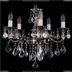 1701/5/181/B/NB/Leafs Хрустальная подвесная люстра Bohemia Ivele Crystal