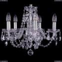 1406/5/141/Ni Хрустальная подвесная люстра Bohemia Ivele Crystal