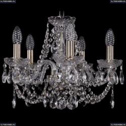 1406/5/141/Pa Хрустальная подвесная люстра Bohemia Ivele Crystal