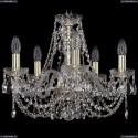 1406/5/160/G Хрустальная подвесная люстра Bohemia Ivele Crystal