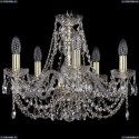 1406/5/160/G Хрустальная подвесная люстра Bohemia Ivele Crystal (Богемия)