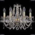 1406/6/141/G Хрустальная подвесная люстра Bohemia Ivele Crystal