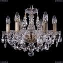 1406/6/141/Pa Хрустальная подвесная люстра Bohemia Ivele Crystal