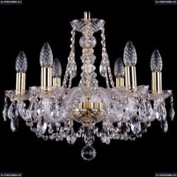 1406/6/160/G Хрустальная подвесная люстра Bohemia Ivele Crystal