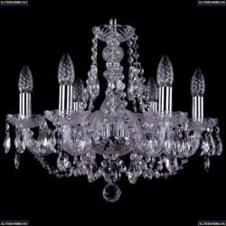 1406/6/160/Ni Хрустальная подвесная люстра Bohemia Ivele Crystal