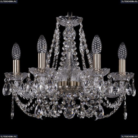 1406/6/160/Pa Хрустальная подвесная люстра Bohemia Ivele Crystal