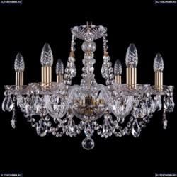 1406/6/195/Pa Хрустальная подвесная люстра Bohemia Ivele Crystal