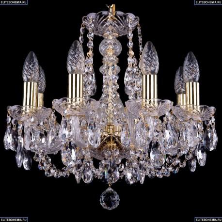 1406/8/141/G Хрустальная подвесная люстра Bohemia Ivele Crystal