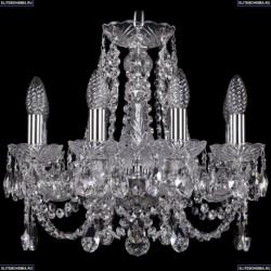 1406/8/141/Ni Хрустальная подвесная люстра Bohemia Ivele Crystal