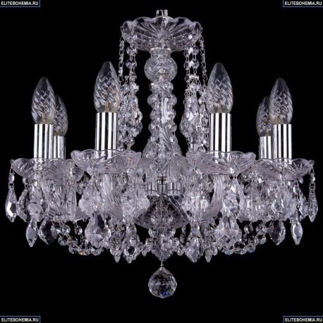1406/8/141/Ni/Leafs Хрустальная подвесная люстра Bohemia Ivele Crystal