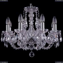 1406/8/160/Ni Хрустальная подвесная люстра Bohemia Ivele Crystal