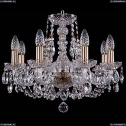 1406/8/160/Pa Хрустальная подвесная люстра Bohemia Ivele Crystal
