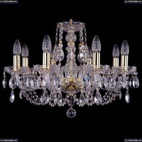 1406/8/195/G Хрустальная подвесная люстра Bohemia Ivele Crystal