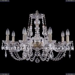1406/8/240/Pa Хрустальная подвесная люстра Bohemia Ivele Crystal