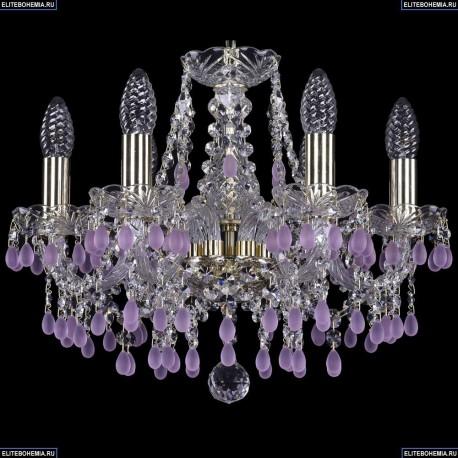 1410/6/141/G/V7010 Хрустальная подвесная люстра Bohemia Ivele Crystal (Богемия)
