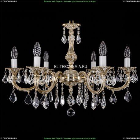 1702/6/A/GW/Leafs Подвесная люстра Bohemia Ivele Crystal (Богемия)