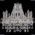 1411/12/160/Pa Хрустальная подвесная люстра Bohemia Ivele Crystal