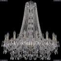 1411/16/300/h-90/Pa Хрустальная подвесная люстра Bohemia Ivele Crystal
