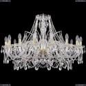 1411/16/360/G Хрустальная подвесная люстра Bohemia Ivele Crystal