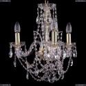 1411/3/141/G Хрустальная подвесная люстра Bohemia Ivele Crystal (Богемия)