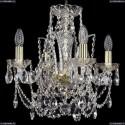 1411/4/141/G Хрустальная подвесная люстра Bohemia Ivele Crystal