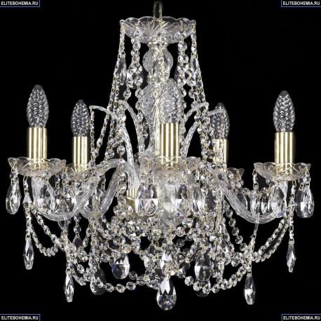 1411/5/160/G Хрустальная подвесная люстра Bohemia Ivele Crystal