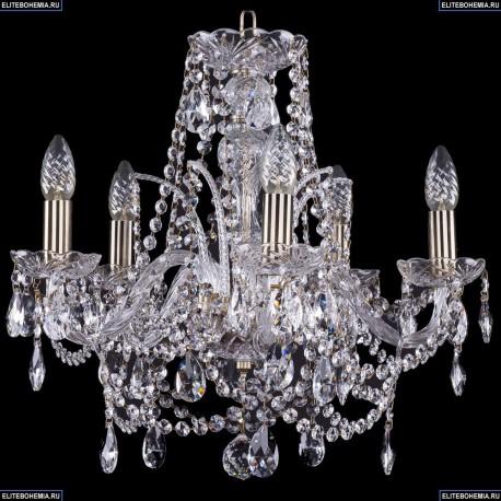 1411/5/160/Pa Хрустальная подвесная люстра Bohemia Ivele Crystal