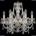 1411/6/160/G Хрустальная подвесная люстра Bohemia Ivele Crystal (Богемия)