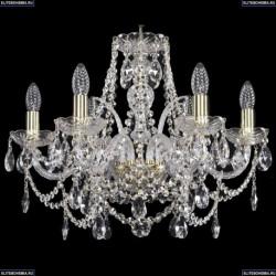 1411/6/195/G Хрустальная подвесная люстра Bohemia Ivele Crystal