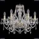 1411/6/195/G Хрустальная подвесная люстра Bohemia Ivele Crystal (Богемия)