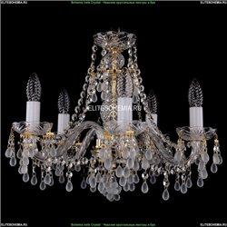 1410/5/160/G/V0300 Хрустальная подвесная люстра Bohemia Ivele Crystal