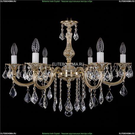 1702/6/B/GW/Leafs Подвесная люстра Bohemia Ivele Crystal (Богемия)