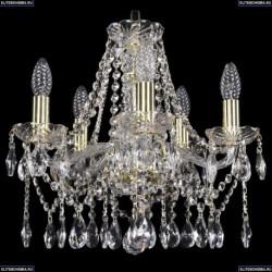 1413/5/141/G Хрустальная подвесная люстра Bohemia Ivele Crystal