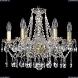 1413/6/165/G Хрустальная подвесная люстра Bohemia Ivele Crystal (Богемия)