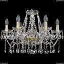 1413/6/200/G Хрустальная подвесная люстра Bohemia Ivele Crystal