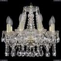 1413/8/141/G Хрустальная подвесная люстра Bohemia Ivele Crystal (Богемия)