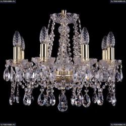 1413/8/165/G Хрустальная подвесная люстра Bohemia Ivele Crystal