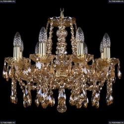 1413/8/165/G/M721 Хрустальная подвесная люстра Bohemia Ivele Crystal