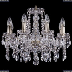 1413/8/165/Pa Хрустальная подвесная люстра Bohemia Ivele Crystal