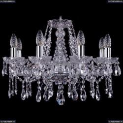 1413/8/200/Ni Хрустальная подвесная люстра Bohemia Ivele Crystal