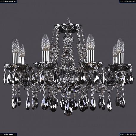 1413/8/200/Ni/M781 Хрустальная подвесная люстра Bohemia Ivele Crystal
