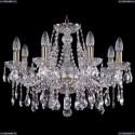 1413/8/200/Pa Хрустальная подвесная люстра Bohemia Ivele Crystal (Богемия)