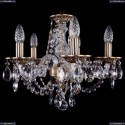 1606/5/141/FP Хрустальная подвесная люстра Bohemia Ivele Crystal